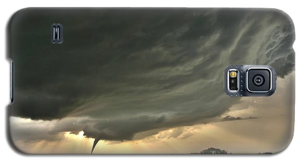 Harper Kansas Tornado Galaxy S5 Case by James Menzies