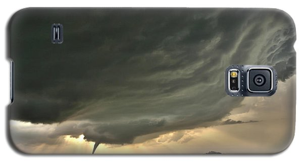 Harper Kansas Tornado Galaxy S5 Case