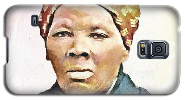 Harriet Tubman Galaxy S5 Case by Wayne Pascall
