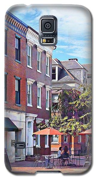Harrisburg Pa - Coffee Shop Galaxy S5 Case