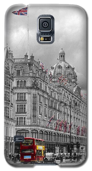 Harrods Of Knightsbridge Bw Hdr Galaxy S5 Case