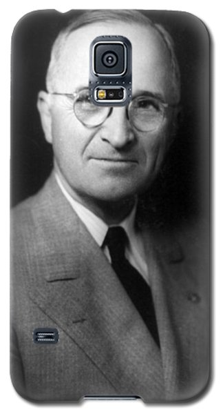 Harry S Truman - President Of The United States Of America Galaxy S5 Case