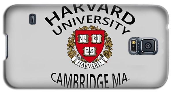 Harvard University Cambridge M A  Galaxy S5 Case