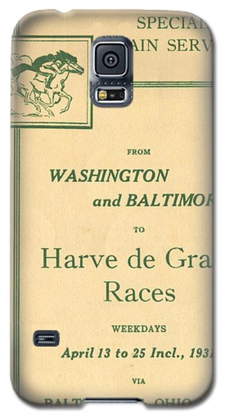Harve De Grace Races Galaxy S5 Case
