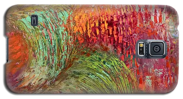 Harvest Abstract Galaxy S5 Case