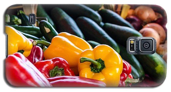 Harvest Bounty Galaxy S5 Case