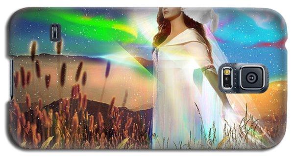 Harvest Bride Galaxy S5 Case by Dolores Develde