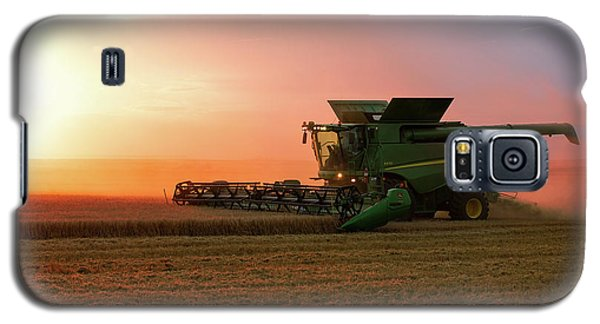 Harvest Colors Galaxy S5 Case