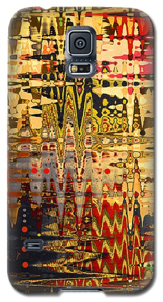 Harvest Dawn Galaxy S5 Case by Diane E Berry