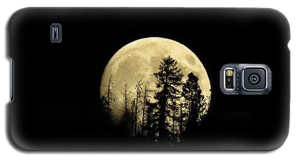 Harvest Moon Galaxy S5 Case by Karen Shackles