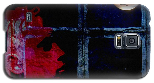 Galaxy S5 Case featuring the photograph Harvest Moon by LemonArt Photography