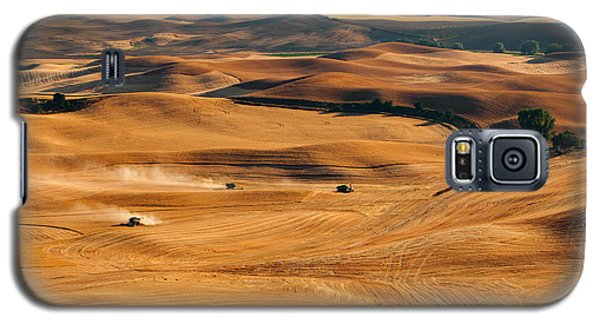 Harvest Overview Galaxy S5 Case