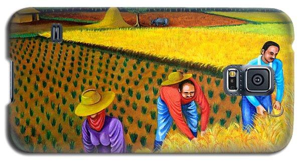 Harvest Season Galaxy S5 Case by Cyril Maza
