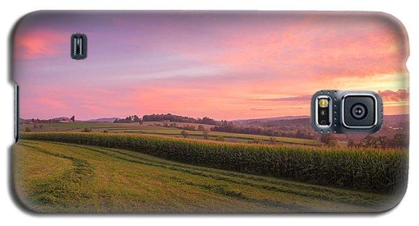 Harvest Sky Galaxy S5 Case