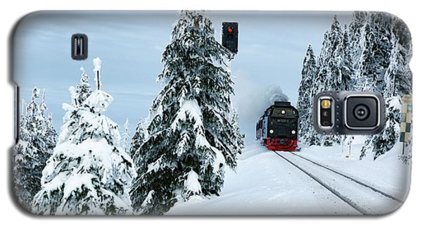 Harz Ballooning And Brocken Railway Galaxy S5 Case