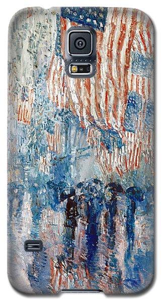 Hassam Avenue In The Rain Galaxy S5 Case