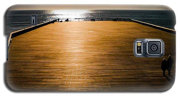 Hastings Pier, Hastings, Sussex, England Galaxy S5 Case