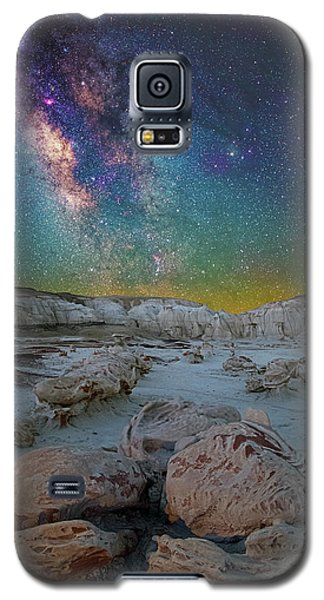 Hatched By The Stars Galaxy S5 Case