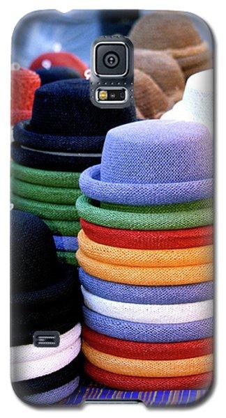 Hats, Aix En Provence Galaxy S5 Case