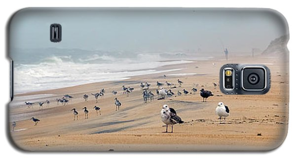 Hatteras Island Beach Galaxy S5 Case