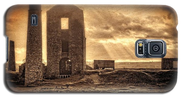 Haunted Britain - Magpie Mine Galaxy S5 Case