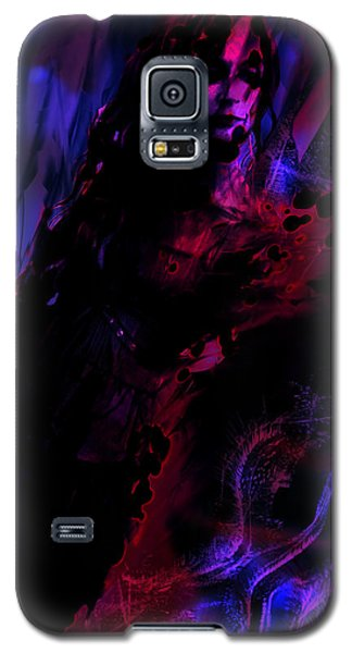 Haunted Galaxy S5 Case