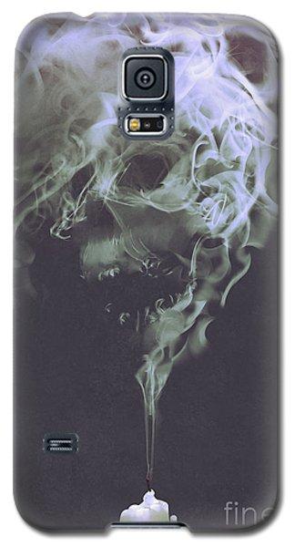 Haunted Smoke  Galaxy S5 Case