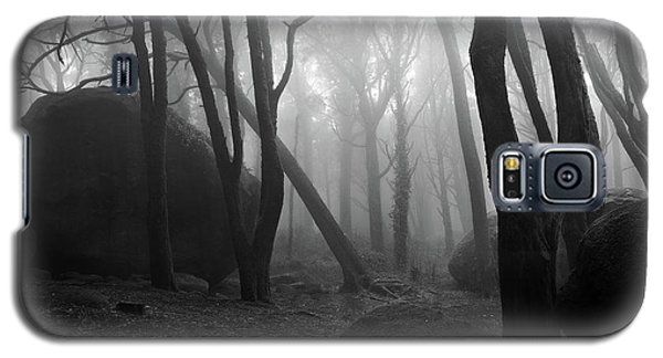 Galaxy S5 Case featuring the photograph Haunted Woods by Jorge Maia