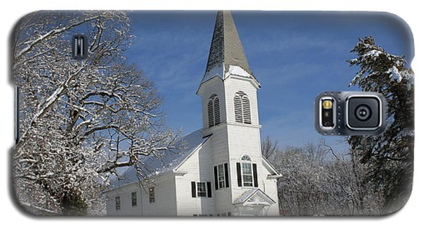 Hauppauge United Methodist Church  Galaxy S5 Case