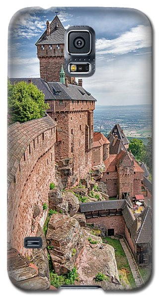 Haut-koenigsbourg Galaxy S5 Case by Alan Toepfer