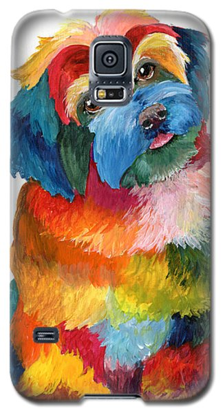 Hava Puppy Havanese Galaxy S5 Case