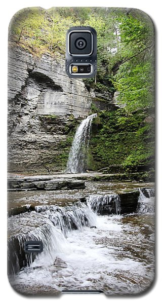Eagle Cliff Falls II Galaxy S5 Case