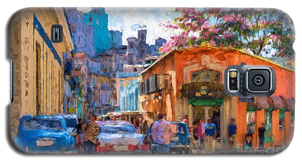Havana In Bloom Galaxy S5 Case by Les Palenik