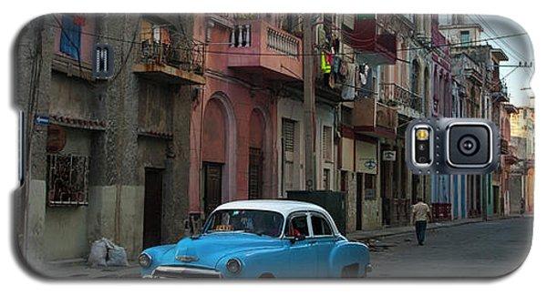 Havana Streets Galaxy S5 Case