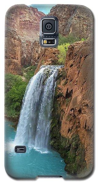 Havasu Falls Grand Canyon Galaxy S5 Case