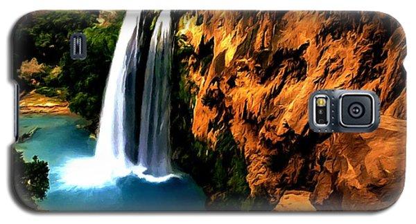 Havasu Waterfall Galaxy S5 Case