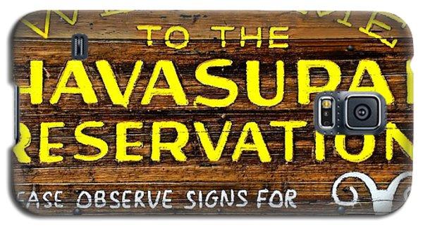 Havasupai Reservation Galaxy S5 Case by Joseph Hendrix