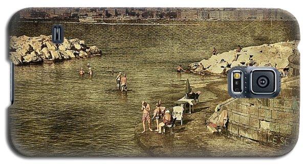 Having A Swim In Naples Galaxy S5 Case