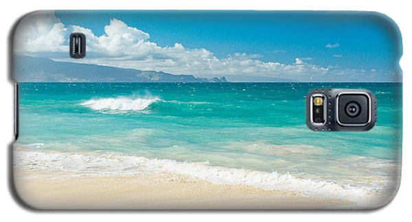 Hawaii Beach Treasures Galaxy S5 Case