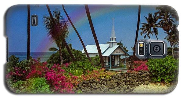 Hawaii Rainbow Galaxy S5 Case