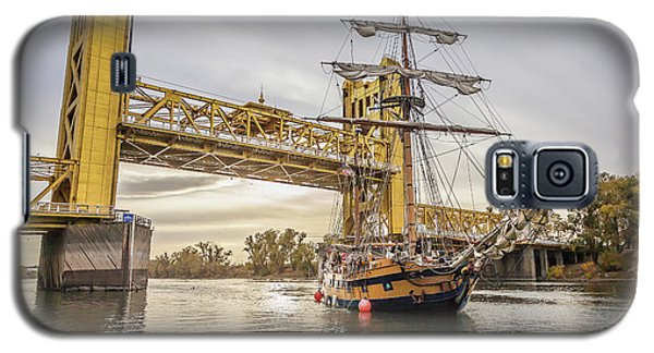 Hawaiian Chieftain   Galaxy S5 Case
