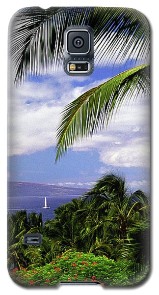 Hawaiian Fantasy Galaxy S5 Case by Marie Hicks