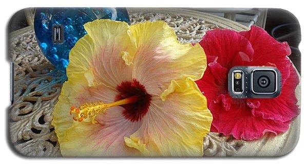 Hawaiian Lovelies Galaxy S5 Case