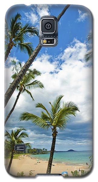 Hawaiian Shore On Maui 14 Galaxy S5 Case