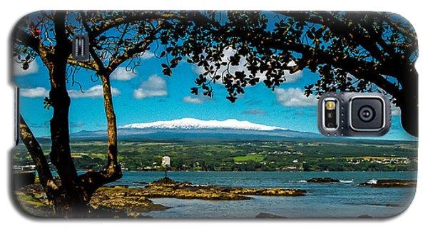 Hawaiian Snow Galaxy S5 Case