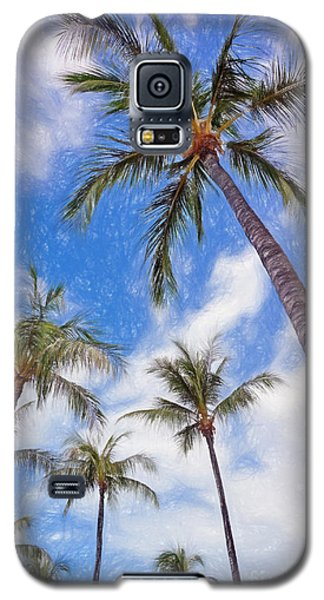 Hawaiian Vacation #4 Galaxy S5 Case