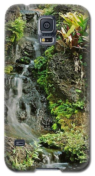 Hawaiian Waterfall Galaxy S5 Case