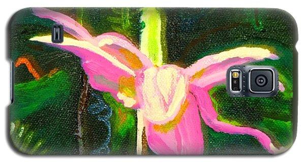 Hawaiian Wildflower Galaxy S5 Case