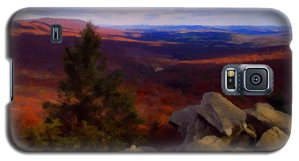 Galaxy S5 Case featuring the photograph Hawk Mountain Pennsylvania by David Dehner
