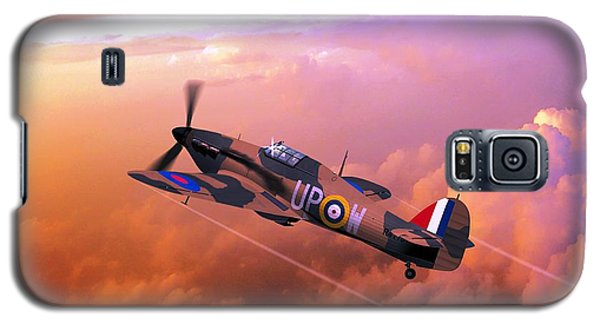 Hawker Hurricane British Fighter Galaxy S5 Case by John Wills